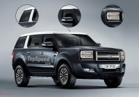 2020 ford Bronco Engine Size New Here S Everything We Know About the New ford Bronco