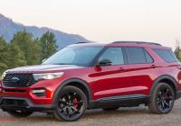 2020 ford Bronco Hp Awesome 2020 ford Explorer St First Drive Staying Power