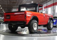 2020 ford Bronco July 2018 Beautiful 1970 ford Bronco U0339 Maxmotive