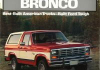 "2020 ford Bronco July 2018 Lovely Built ford tough"" 1986 ford Bronco and Bronc"