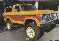 2020 ford Bronco New York Auto Show Luxury so How About This 1979 fordbronco I Spotted at Sema2018