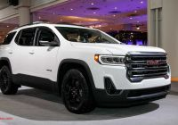 2020 ford Bronco Ny Auto Show Best Of 2020 Gmc Acadia Refresh Revealed with New Turbo 2 0l Engine