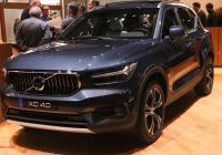 2020 ford Bronco Ny Auto Show Luxury 2019 Volvo Xc40 Inscription Arrives In New York In Highest Trim
