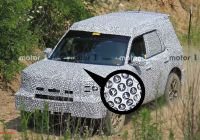 2020 ford Bronco Off Road Elegant Look Closer at ford Baby Bronco Camo for A Surprise