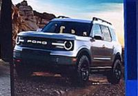 2020 ford Bronco order Luxury 54 All New 2020 ford Bronco Leaked for 2020 ford