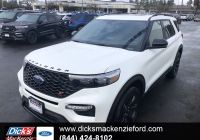 2020 ford Bronco order Luxury New 2020 ford Explorer St 4wd with Navigation & 4wd