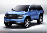2020 ford Bronco Review Awesome 20 Awesome the New ford Escape 2017