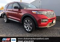 2020 ford Bronco Sport Best Of New 2020 ford Explorer Platinum 4wd with Navigation & 4wd