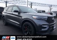 2020 ford Bronco Sport Unique New 2020 ford Explorer St 4wd with Navigation & 4wd