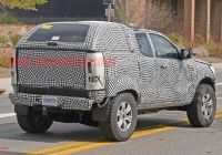 2020 ford Bronco Two Door Awesome 2020 ford Bronco Prototype Spy Shots Gallery