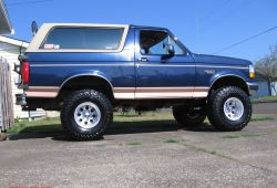 New 2020 ford Bronco Two Door