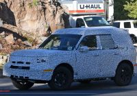 2020 ford Bronco Unibody Best Of ford Baby Bronco Bare Body Allegedly Leaked In Exclusive