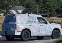 2020 ford Bronco Unibody New ford Baby Bronco Bare Body Allegedly Leaked In Exclusive