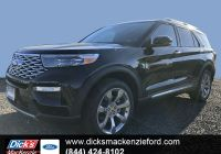 2020 ford Bronco V6 Unique New 2020 ford Explorer Platinum 4wd with Navigation & 4wd