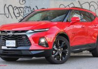 2020 ford Bronco Vs 2020 Chevy Blazer Elegant 2019 Chevrolet Blazer Rs Review