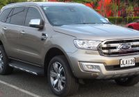 2020 ford Bronco Wiki Inspirational ford Everest