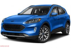 Awesome 2020 ford Escape 0 Financing