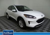 2020 ford Escape 1.5l Awesome New 2020 ford Escape Langhorne 45