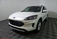 2020 ford Escape 1.5l Best Of New 2020 ford Escape Langhorne 45