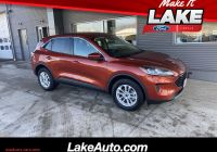 2020 ford Escape 1.5l Lovely New fords and Chevys for Sale Lewistown Pa