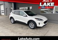 2020 ford Escape 1.5l Luxury New fords and Chevys for Sale Lewistown Pa