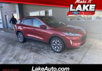 2020 ford Escape 2.0 Best Of New fords and Chevys for Sale Lewistown Pa