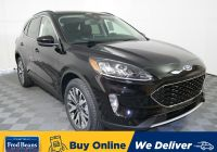 2020 ford Escape 2.0 Ecoboost Hp Inspirational New 2020 ford Escape Langhorne 45 1fmcu9j99lua