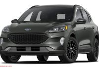 2020 ford Escape 2.0 Horsepower Best Of 2020 ford Escape Phev Specs and Prices