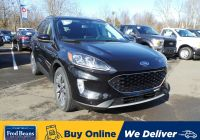 2020 ford Escape 2.5l New New 2020 ford Escape Doylestown 45 1fmcu9dz9lua