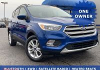 2020 ford Escape 4dr Se Sport Hybrid Awesome Pre Owned 2018 ford Escape Se 4wd