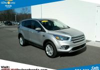2020 ford Escape 4dr Se Sport Hybrid Fresh Pre Owned 2019 ford Escape Se Sport Utility Ae6875