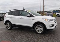 2020 ford Escape 4dr Se Sport Hybrid Lovely Pre Owned 2018 ford Escape Se Fwd Sport Utility