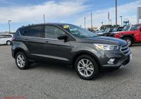 2020 ford Escape 4dr Se Sport Hybrid New Pre Owned 2017 ford Escape Se Fwd Sport Utility