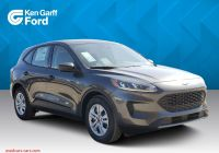 2020 ford Escape 8 Speed Transmission Fresh New 2020 ford Escape S Fwd Sport Utility