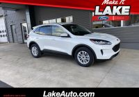 2020 ford Escape 8 Speed Transmission Lovely New 2020 ford Escape Titanium Automatic Sport Utility