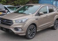 2020 ford Escape Australia Fresh ford Kuga