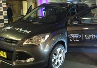 2020 ford Escape Australia Luxury ford Australia Partners Up On Car Sharing and Free Airport