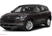 2020 ford Escape Canada Awesome 2020 ford Escape Safety Recalls