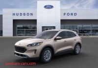 2020 ford Escape Commercial Actress Awesome 2020 ford Escape Se