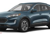 2020 ford Escape Dark Persian Green Awesome 2020 ford Escape Titanium All Wheel Drive Dark Persian Green Metallic