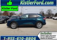 2020 ford Escape Dark Persian Green New New 2020 ford Escape Se Awd