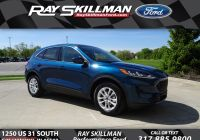 2020 ford Escape Dark Persian Green Unique New 2020 ford Escape Se Fwd Suv