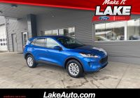 2020 ford Escape Dealership Best Of New fords and Chevys for Sale Lewistown Pa