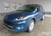 2020 ford Escape Fully Loaded Luxury New 2020 ford Escape for Sale Lease Alpena Mi