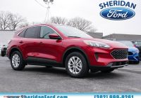 2020 ford Escape Fully Loaded New New 2020 ford Escape Se Awd