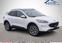 2020 ford Escape Gallery Inspirational 2020 ford Escape for Sale In Red Wing 1fmcu9j94lua House ford