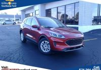 2020 ford Escape Horsepower Luxury New 2020 ford Escape Se Fwd Sport Utility
