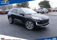 2020 ford Escape How Many Seats Lovely New 2020 ford Escape Sel Fwd Sport Utility