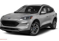 2020 ford Escape Hybrid 0-60 Fresh 2020 ford Escape Sel 4dr Front Wheel Drive Pricing and Options