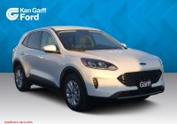 2020 ford Escape Hybrid Plug In Lovely New 2020 ford Escape Se Awd